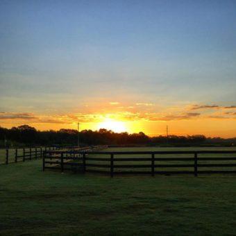 town_sunset