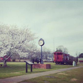 town_train