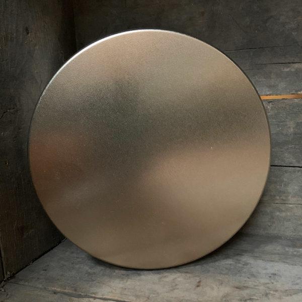 large gold tin